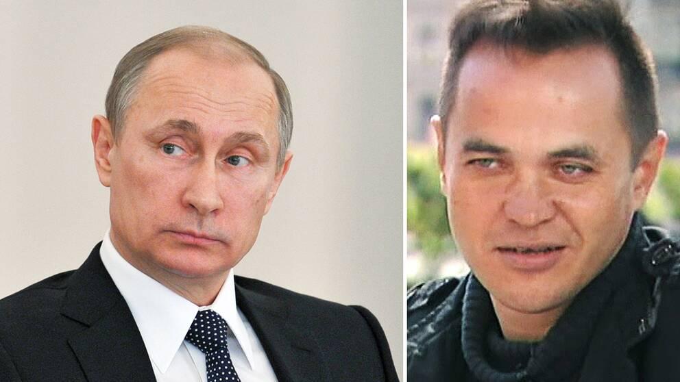Marat Burkchard var tidigare ett av Vladimir Putins så kallade internet-troll.
