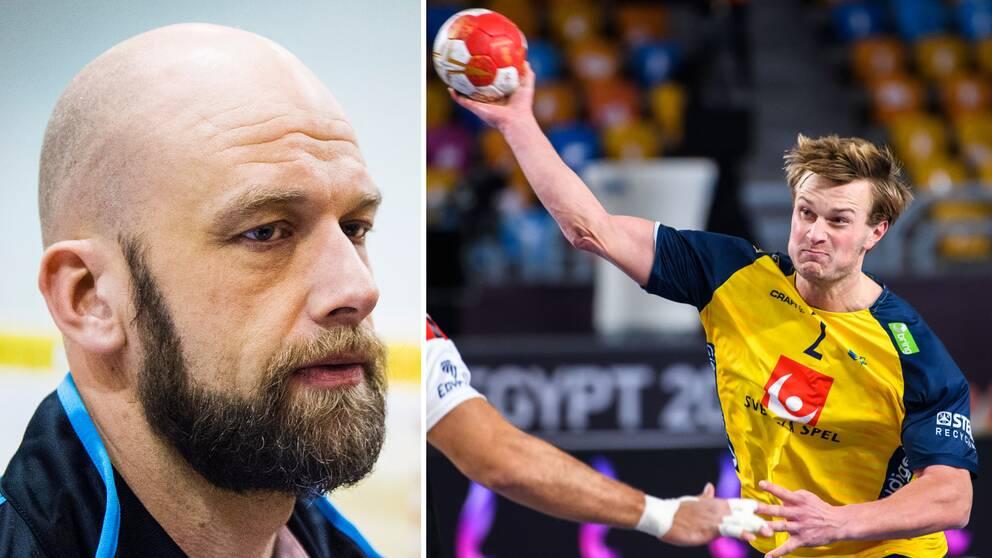 Svenske lagläkaren Daniel Jerrhag har isolerats.