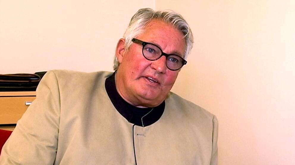 Göran Bergström, kommunalråd i Strömsund.