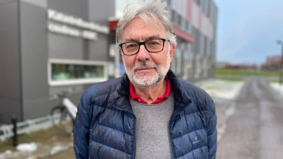 Martin Magnusson, regional sjukvårdsledare Region Östergötland