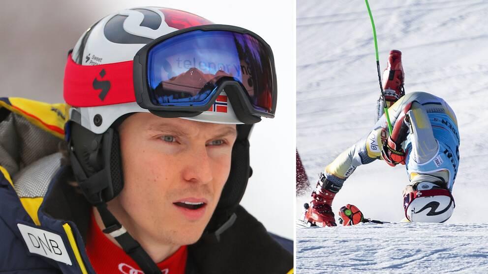 Norske stjärnan Henrik Kristoffersen är orolig över skadorna i alpint.