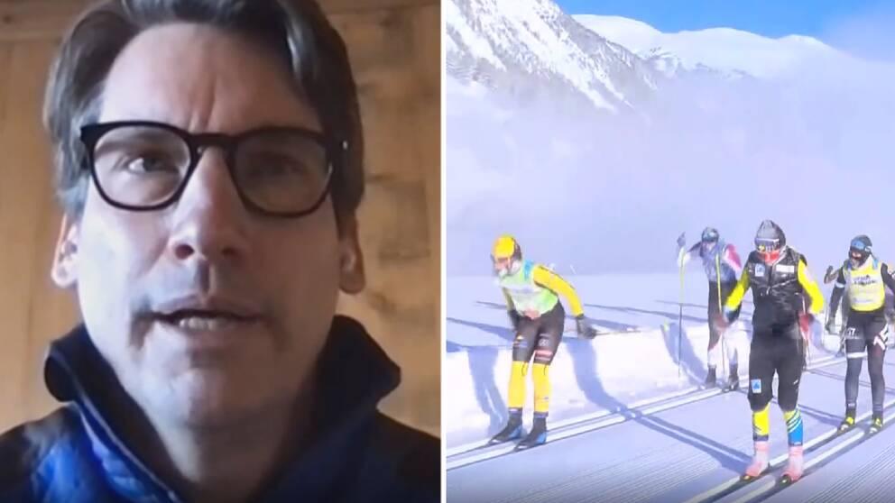 Ski Classics vd David Nilsson