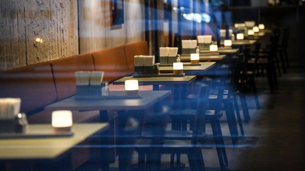 Restaurangbranschen är en av många branscher som tagit en hård smäll under pandemin.