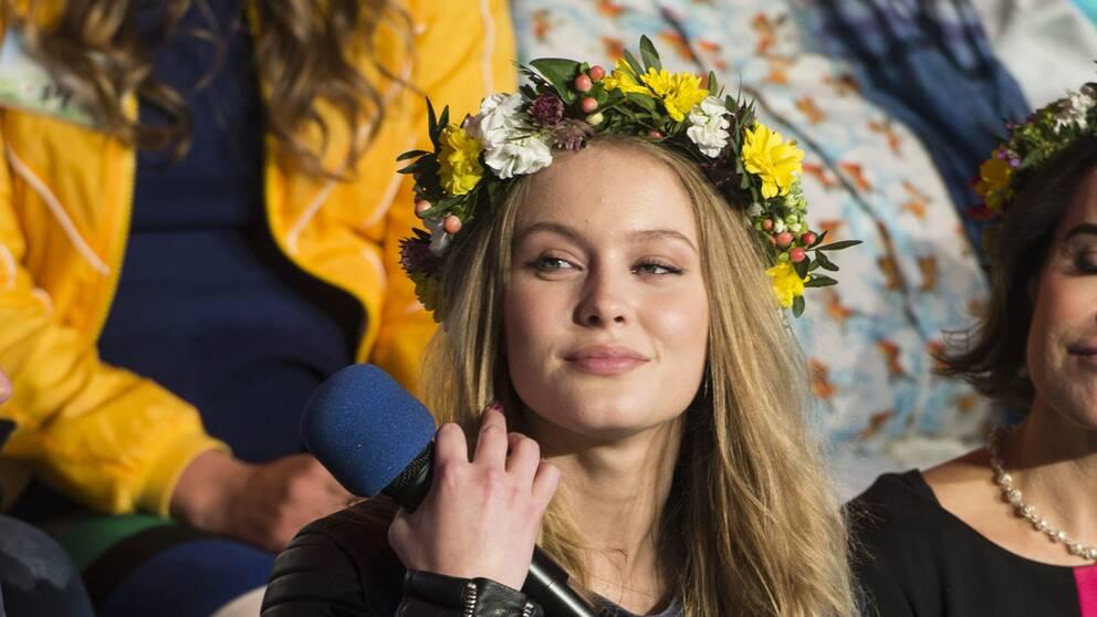 Zara Larsson ska sommarprata