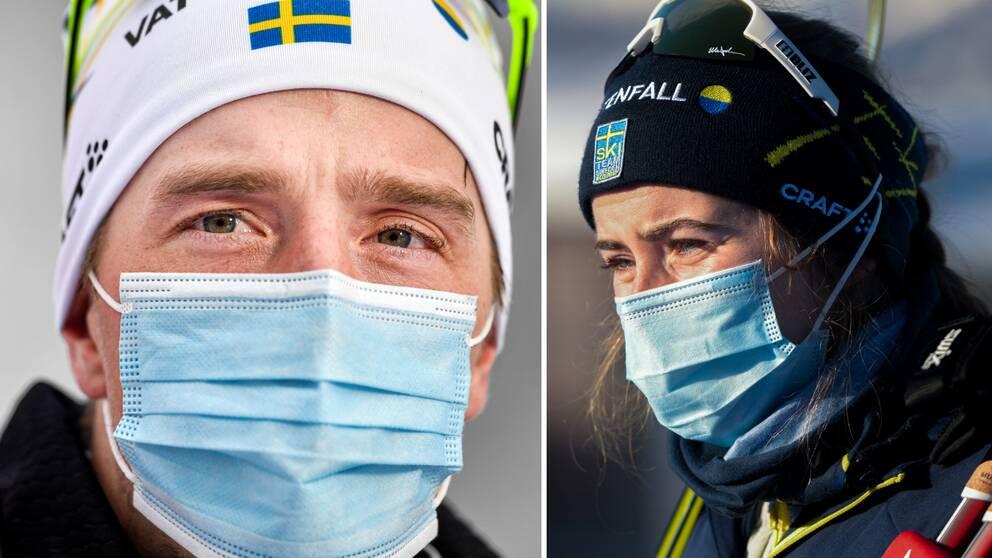 Calle Halfvarsson och Ebba Andersson är kritiska.