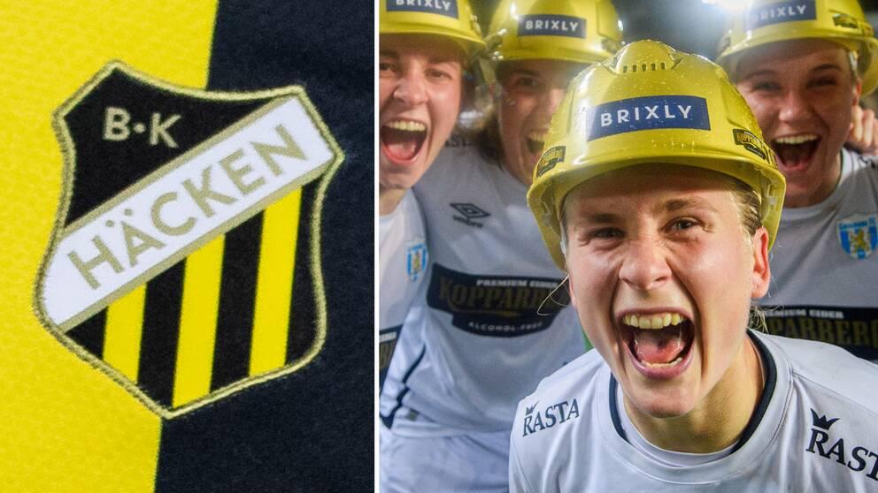 Häcken tar över Göteborg FC.