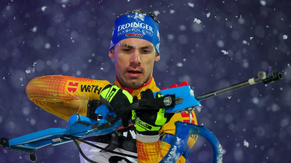 German biathlete Simon Schempp retires.