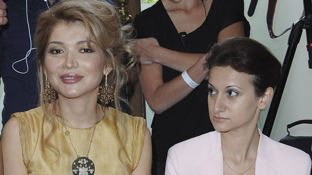 The daughter of the Uzbekistan dictator Gulnara Karimova and Gayane Avakyan, owner of Takilant Ltd.