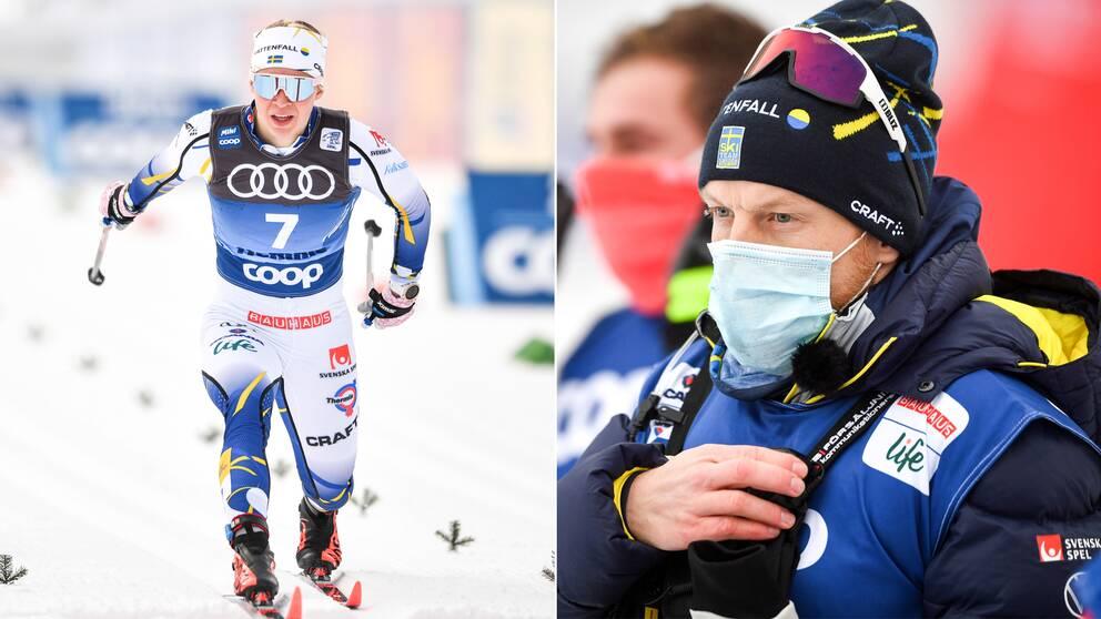 Jonna Sundling och Anders Byström.