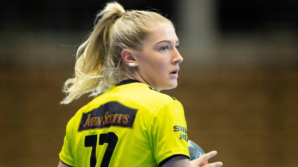 Nina Dano lämnar Sävehof för spel i Danmark.