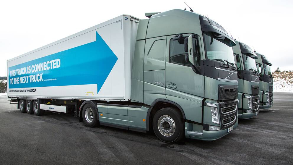 Volvo-lastbilar