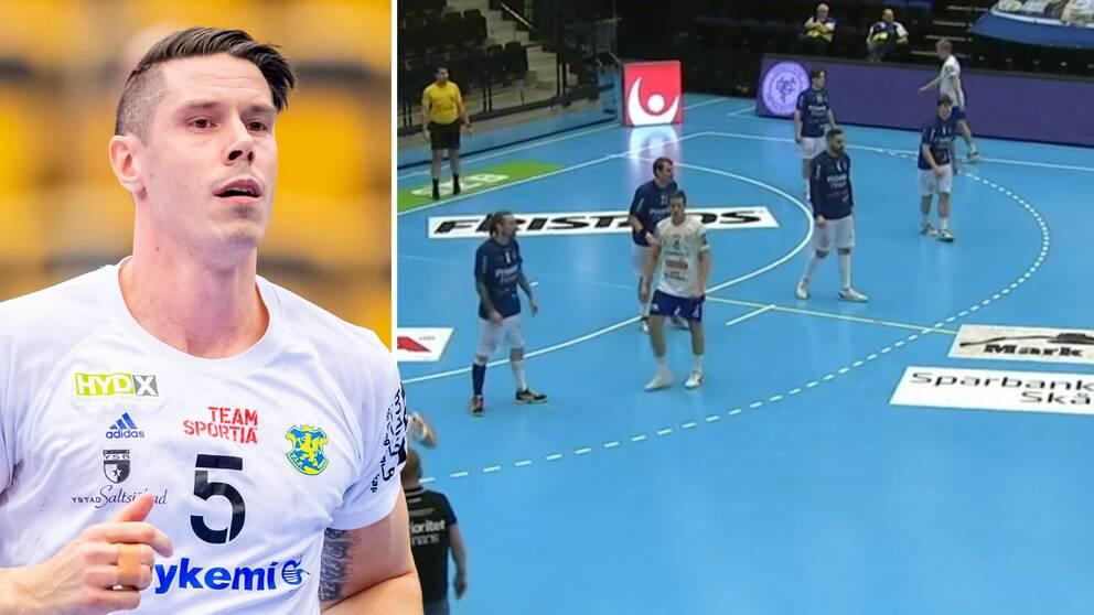 Kim Anderssons Ystad tog femte raka ligasegern.