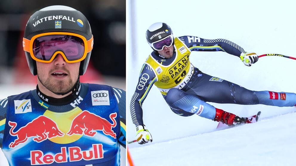 Alexander Köll skulle tävlat i Cortina men missar nu mästerskapet.