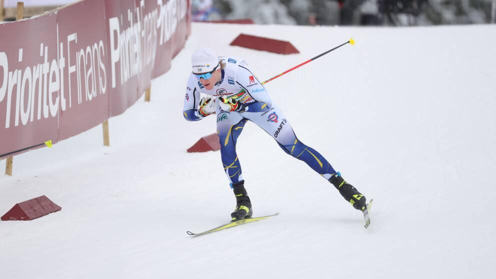 Samarbetet ska ge Sverige världens bästa skidor.