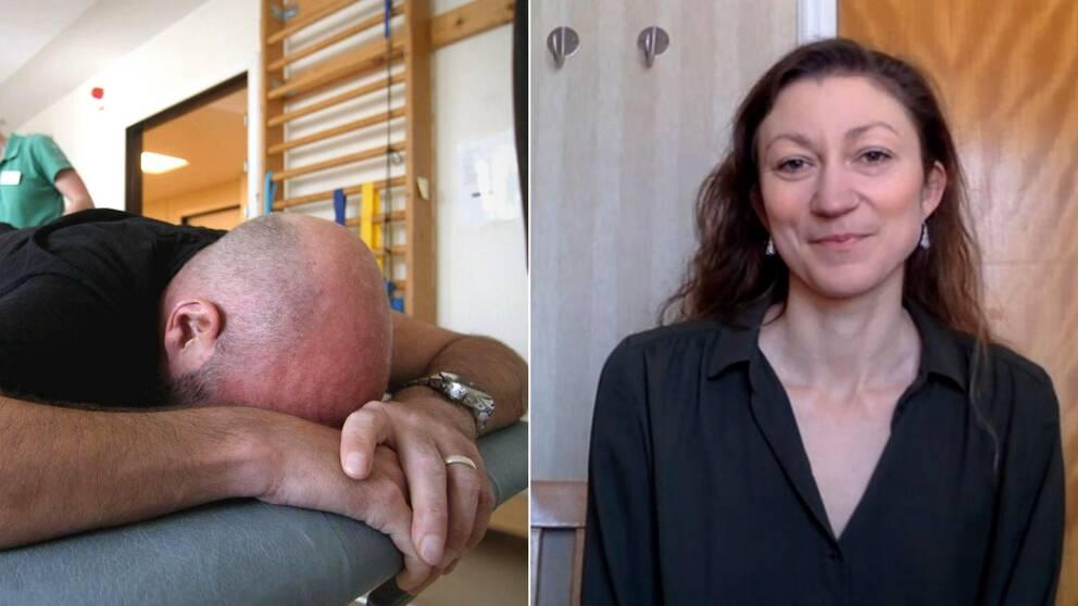 Emma Moderato, svenska covidföreningen
