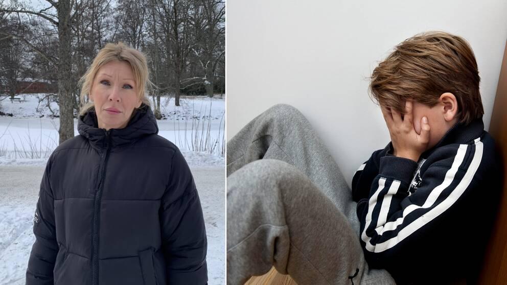 Karin Haster, områdeschef för psykiatrin i Region Örebro län.