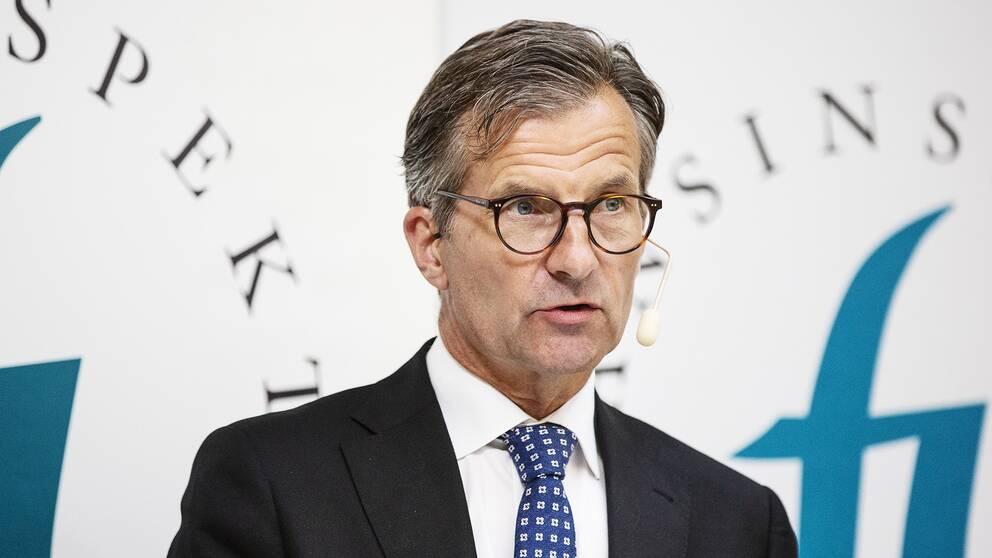 Erik Thedéen, generaldirektör för Finansinspektionen (FI)