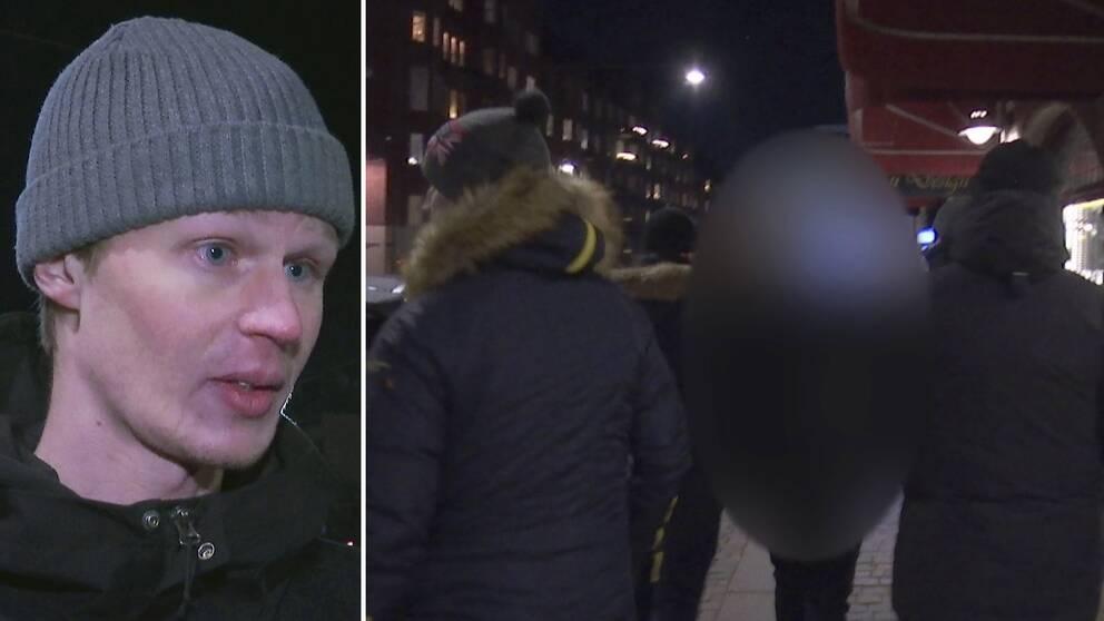 Starta klippet för att se hur polisen jobbar aktivt, i skarpt läge, med att ta fast sexköpare i centrala Göteborg – och hör polisassistenten Anton Molin berätta om utbildningsinsatsen.