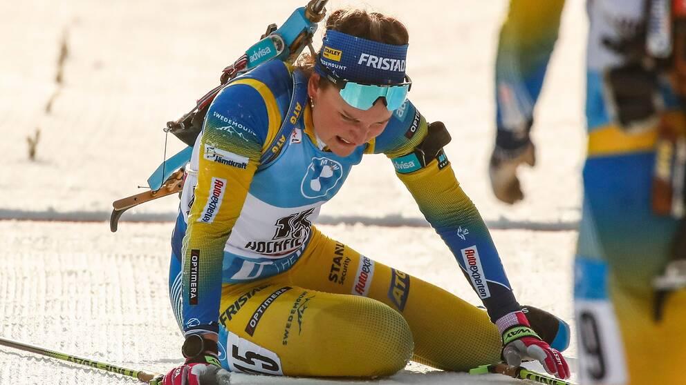 Ingen Skottheim i sprinten