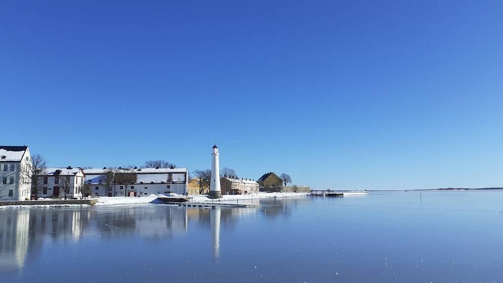 Stumholmen, Karlskrona, Blekinge.
