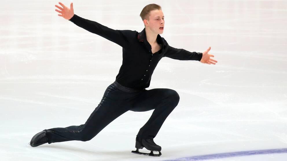 Nikolaj Majorov är uttagen till VM.