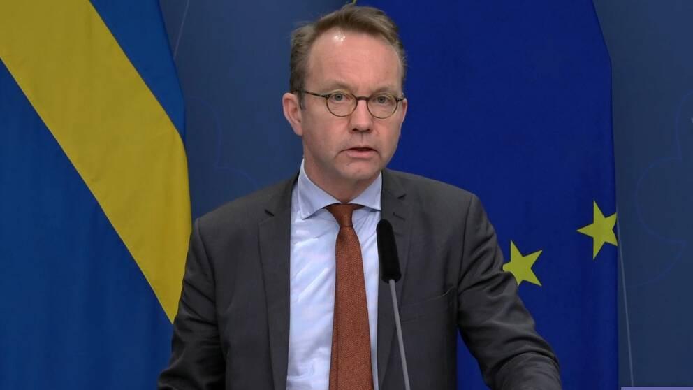 """""""Att få leda i mitt tycke Sveriges viktigaste myndighet är ett väldigt stort förtroende"""", säger Björn Eriksson."""