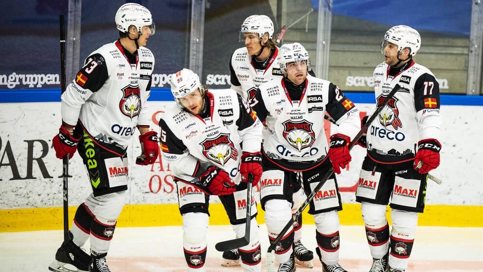 Malmö tog tre viktiga poäng mot Oskarshamn.