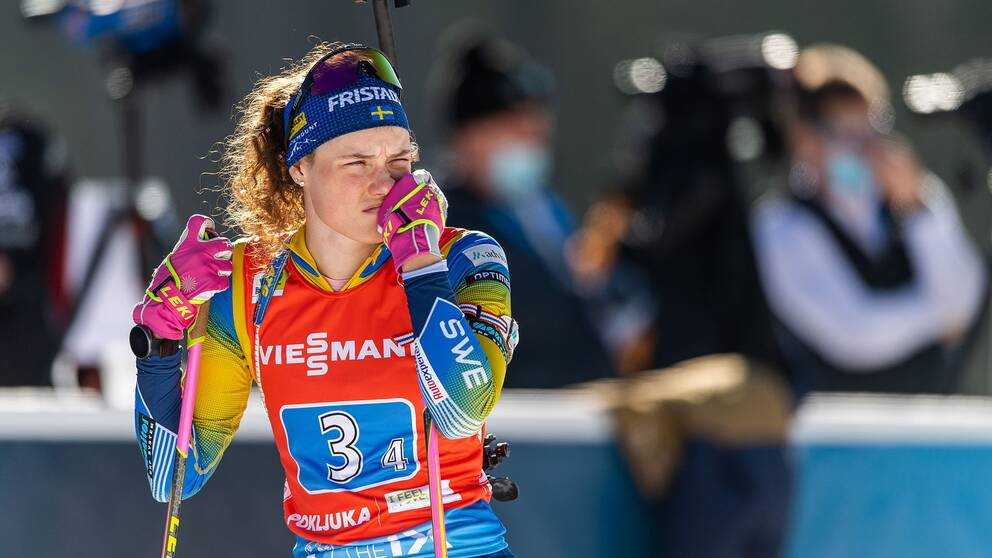 För många bom kostade Sverige medalj