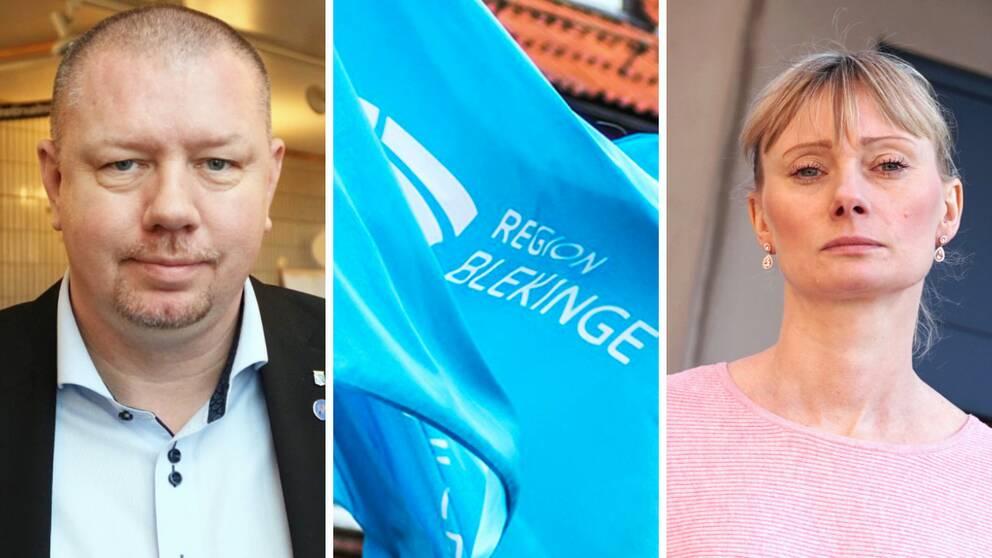 Roger Fredriksson, Emma Stjernlöf