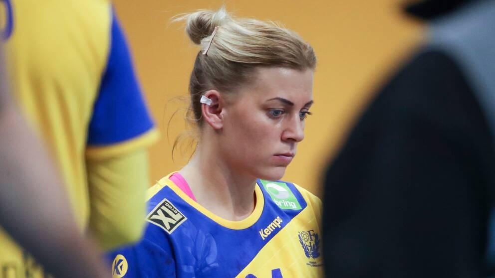 Nathalie Hagman saknas i den svenska truppen. Arkivbild.