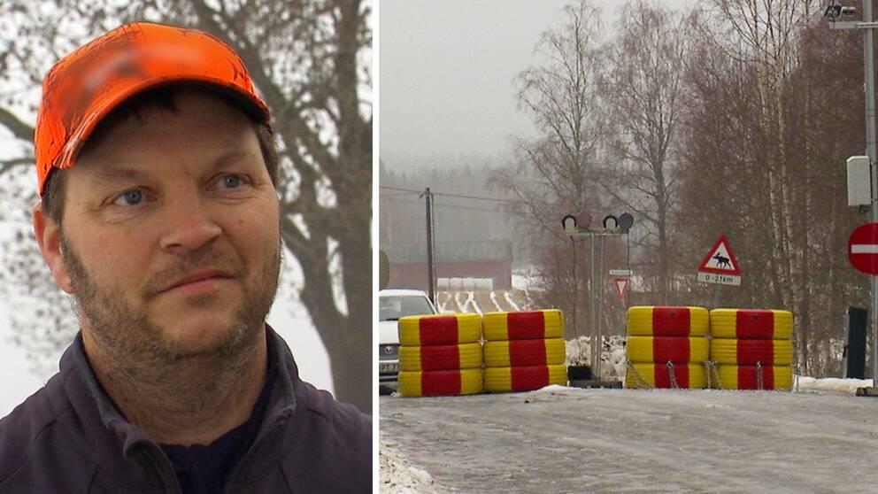 Fredrik Nikolausson hade börjat fundera på att söka jobb i Sverige men nu blir det tillbaka till vardagen igen.