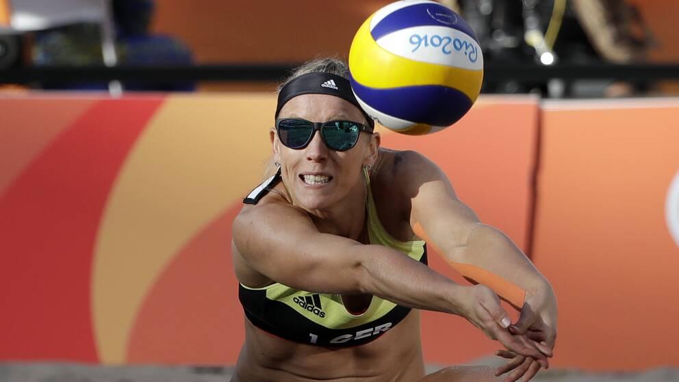 Karla Borger får spela i bikini i Qatar