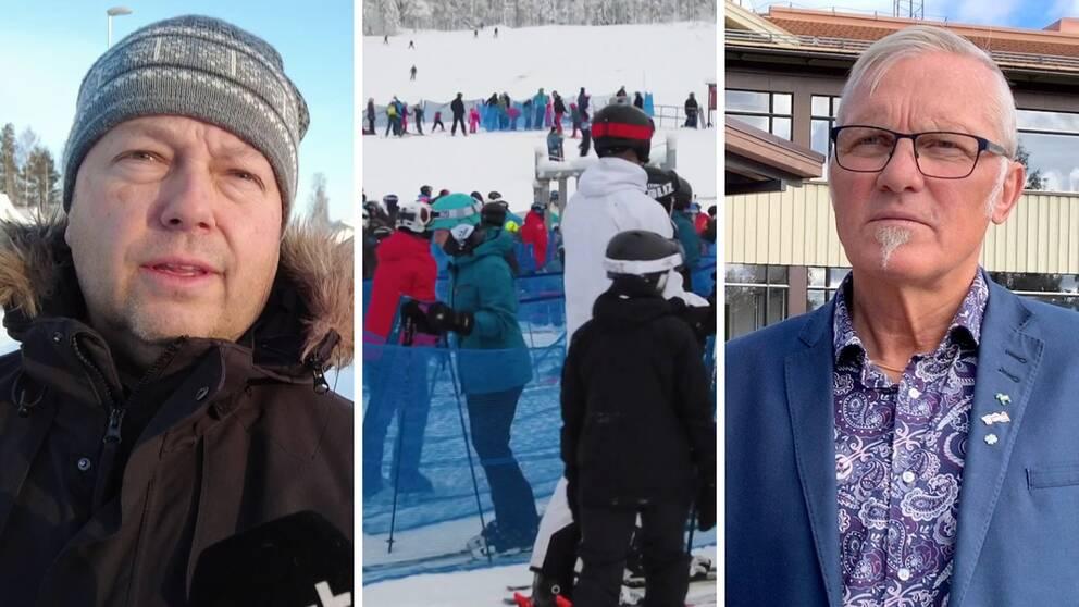 kjell ten torbjörn martinsson män skidor