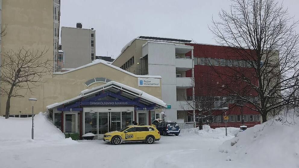 Slutenpsykiatrin i Örnsköldsvik lägg ned.