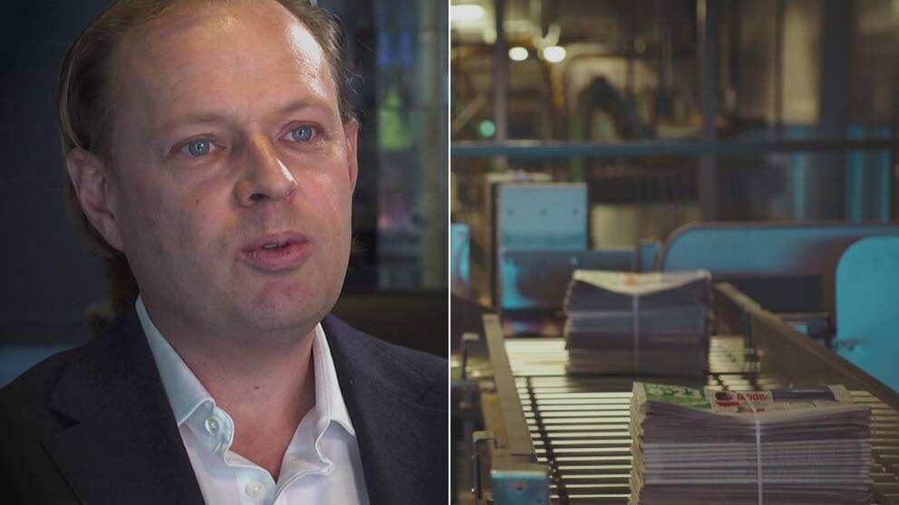 Enligt Georg Lagerberg från Mediestödsnämnden har en granskning visat att Tempus sålt prenumerationer till sitt moderbolag och bokfört det som individuella prenumerationer.