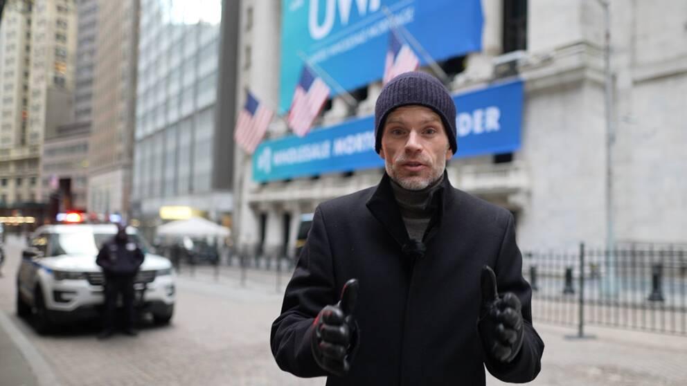 SVT:s tech-korrespondent Alexander Norén
