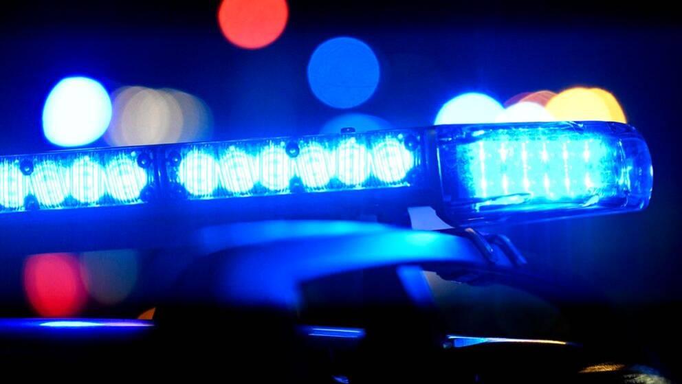 blåljus polis