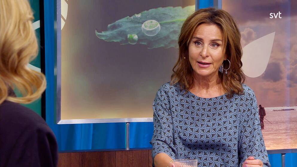 Maria Borelius, vetenskapsjournalist, gästar Fråga doktorn hälsa.