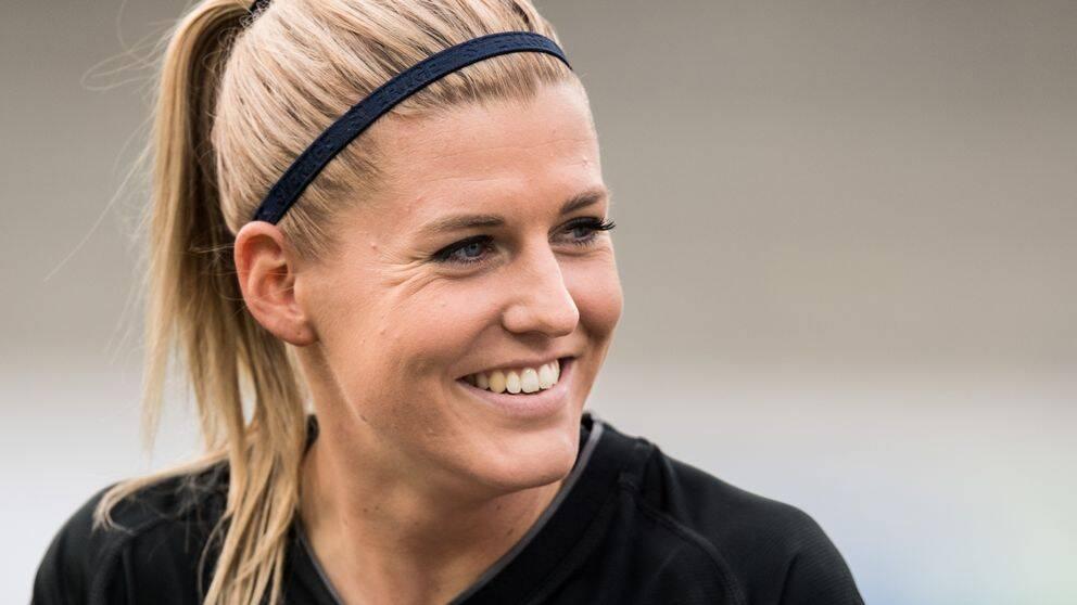 Olivia Schoughs Rosengård ställs mot S:t Pölten i Champions League-åttondelen.