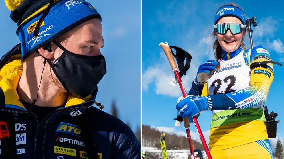 Stina Nilsson kan få chansen i världscupen