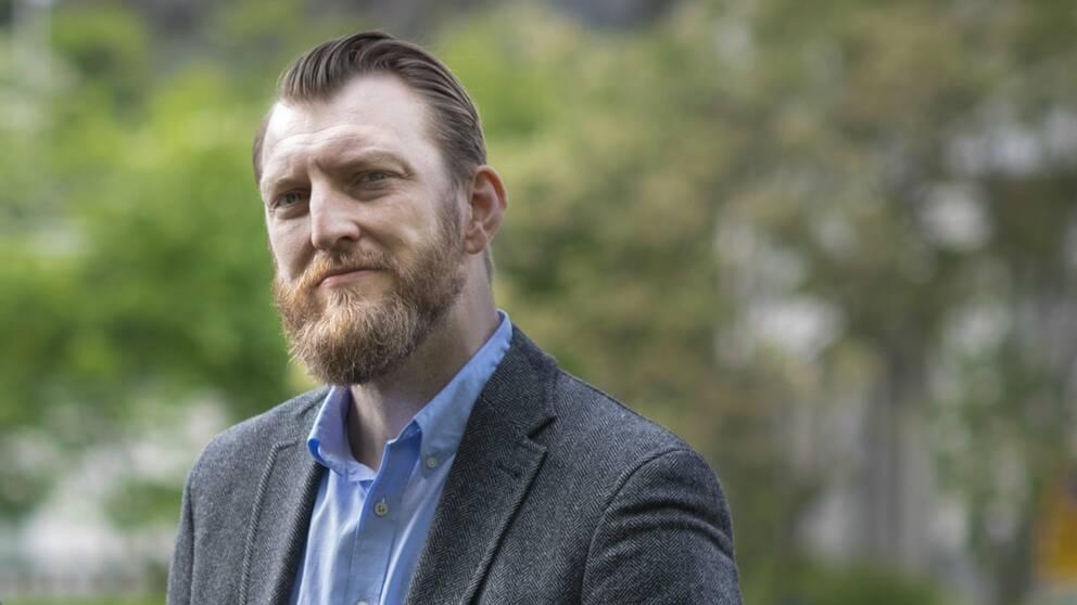Bulletins chefredaktör Ivar Arpi.