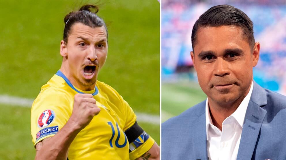 SVT:s expert Daniel Nannskog gläds åt Zlatans comeback i landslaget.