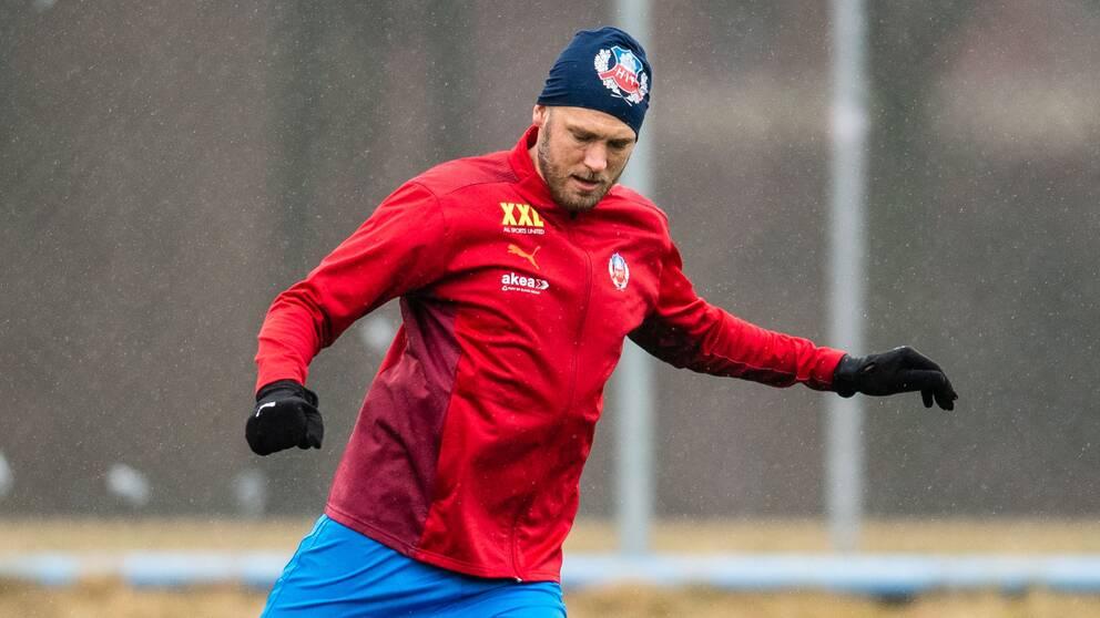 Andreas Granqvist är tillbaka i landslaget.