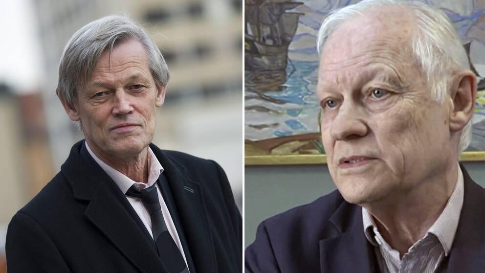 Hör försvarsadvokat Ola Salomonsson som intervjuats av TV4 om namnpubliceringen av Göran Lambertz.