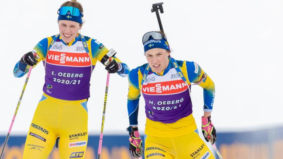 Hanna Öberg ser fram emot att tävla på hemmaplan i Östersund.