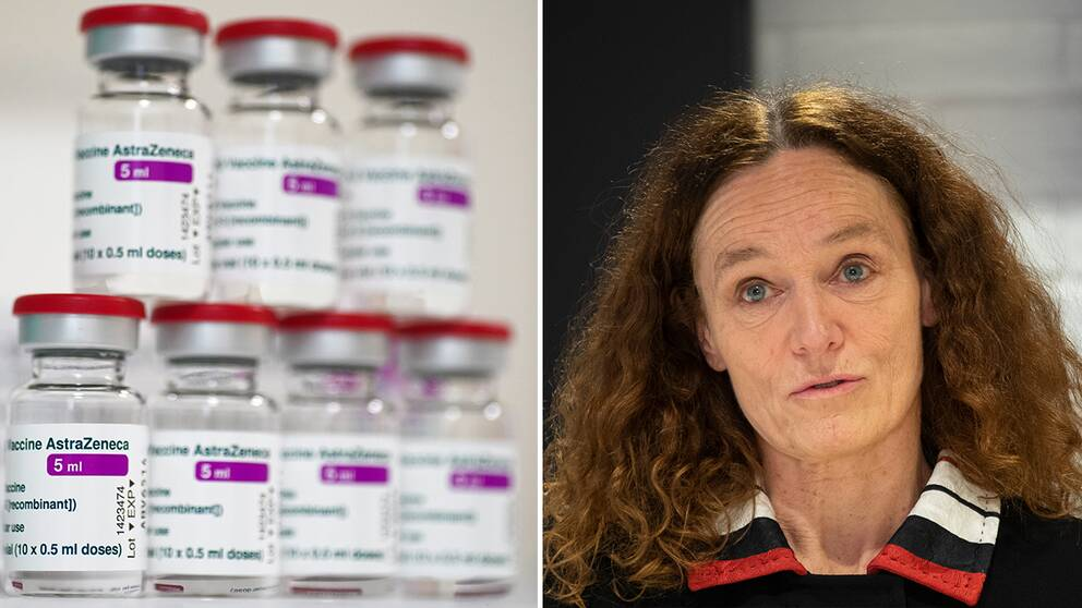 Astra Zeneca-vaccin/ Camilla Stoltenberg, Folkehelseinstituttet.