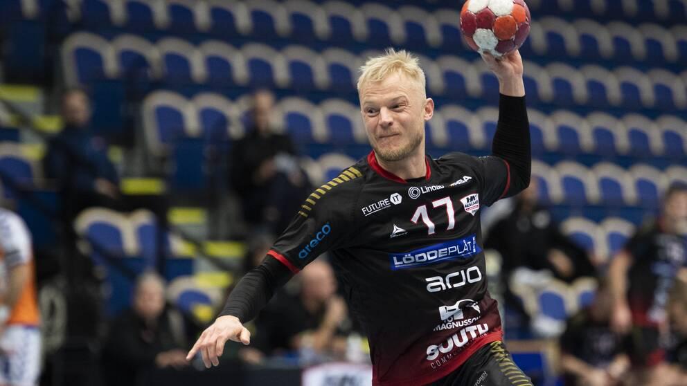 Malmös Hampus Jildenbäck stod för en gedigen insats.