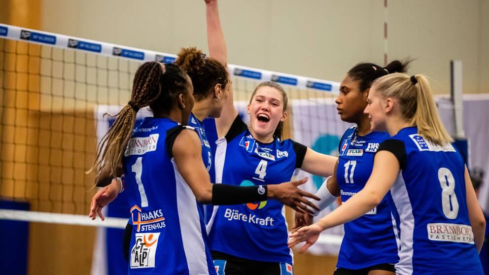 Engelholm vann den första semifinalen mot Gislaved.