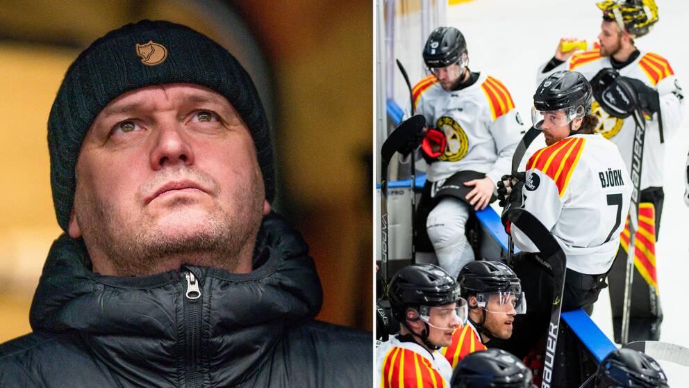 Michael Sundlöv lämnar Brynäs
