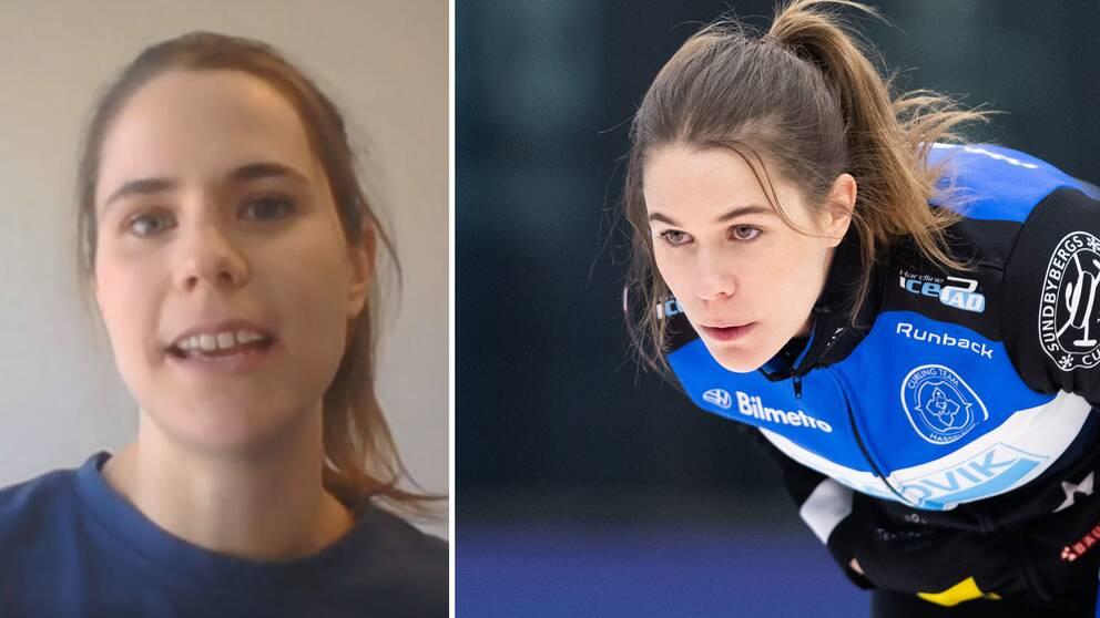 Anna Hasselborg drömmer om VM-guld.
